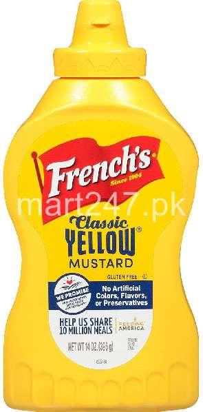 Frenchs Classic Yellow Mustard 225 G