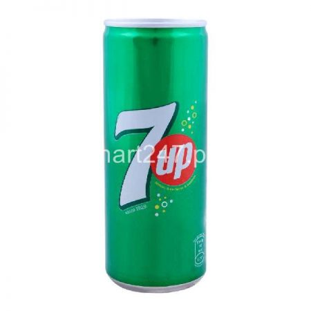 7Up 250 ML Can