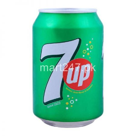 7Up Can 300 ML