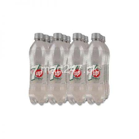 7Up Sugar Free Bottle 12 x 500 ML