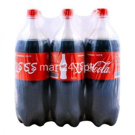 Coca Cola 2.25 L x 6