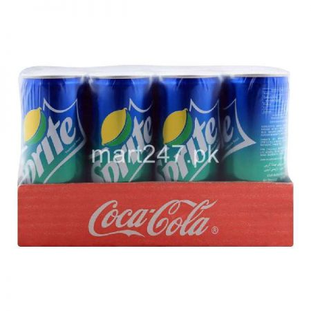 Sprite Can 250 ML x 12