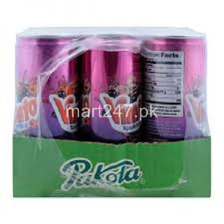 Vimto Sparking Carbonated Fruit Flavored Drink 345 ML x 12