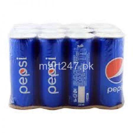 Pepsi 250 ML Can X 12