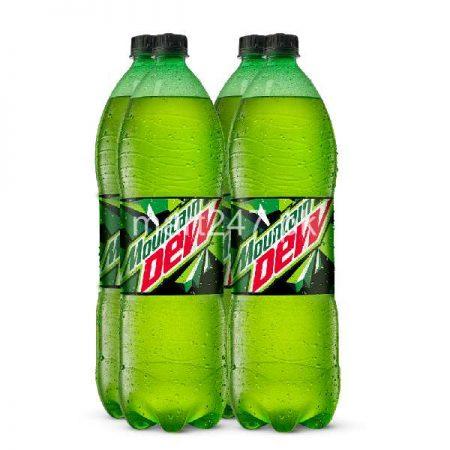 Mountain Dew 1.5 L X 6