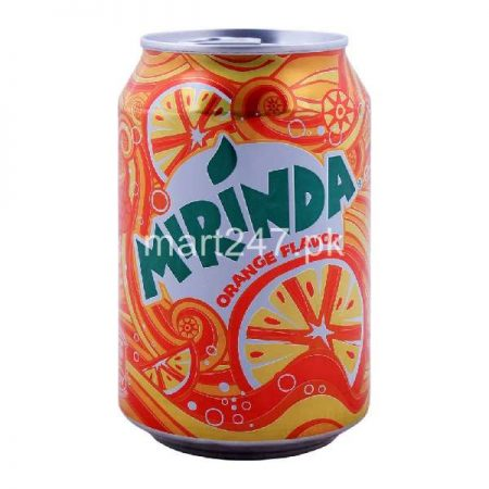 Mirinda 300 ML Can