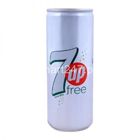7up Diet 250 ML X 12 Can