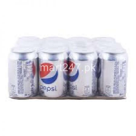 Pepsi Diet 300 ML X 12 Can