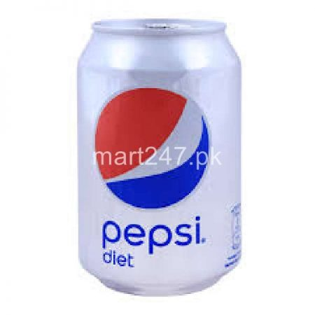 Pepsi Diet 300 ML Cans