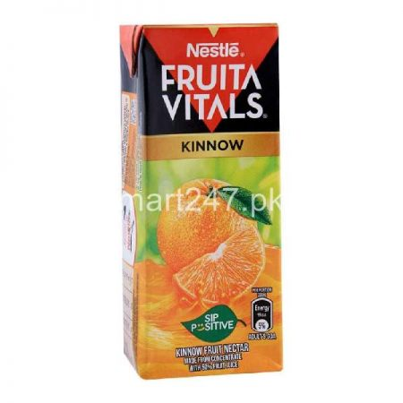 Nestle Fruita Vitals Kinnow 200 ML