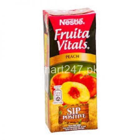 Nestle Fruita Vitals Peach 200 ML
