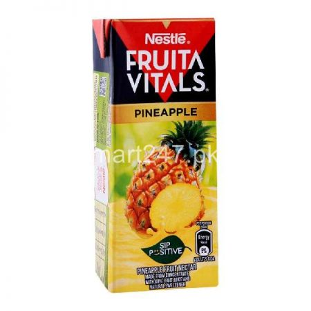 Nestle Fruita Vitals Pineapple 200 ML
