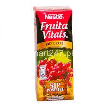Nestle Fruita Vitals Red Grape 200 ML