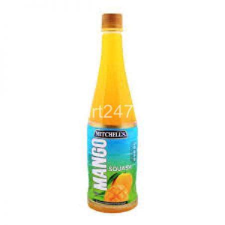 Mitchell's Mango Squash 800 ML