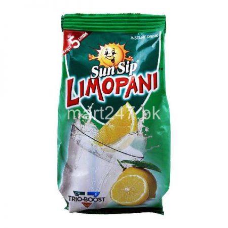 Sunsip Limopani 340 G Pouch