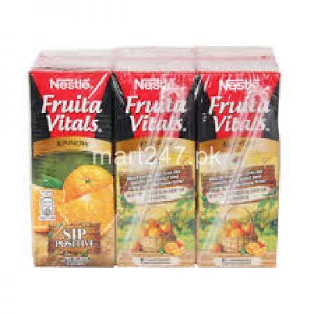Nestle Fruita Vitals Kinnow 200 Ml X 12 Packs