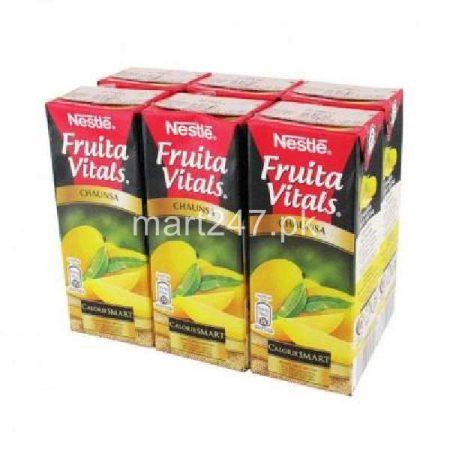 Nestle Fruita Vitals Chaunsa 200 Ml X 12 Packs