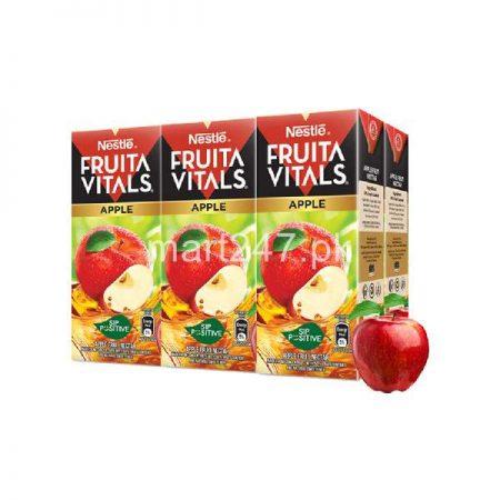 Nestle Fruita Vitals Apple 200 Ml X 12 Packs