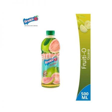 Fruiti-O Guava Juice Drink 500 Ml