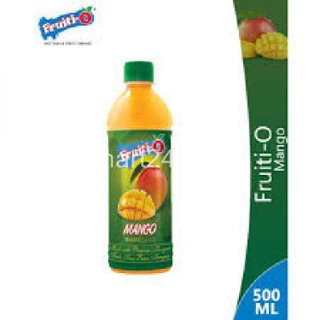 Fruiti-O Mango Juice Drink 500 Ml