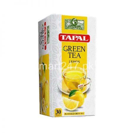 Tapal Green Tea Lemon 30 Packs