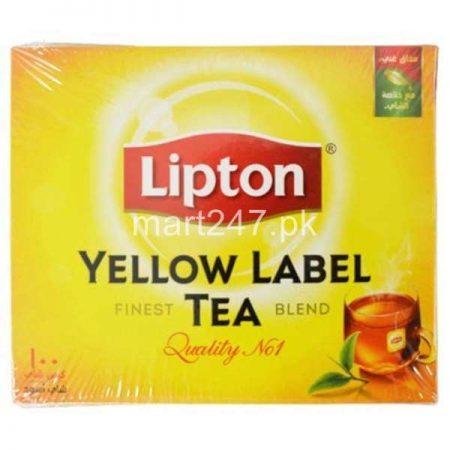 Unilever Lipton Yellow Label Tea Bags 100 Packs