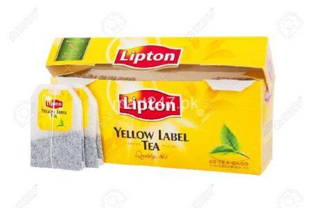Unilever Lipton Yellow Label Tea Bags 50 Packs