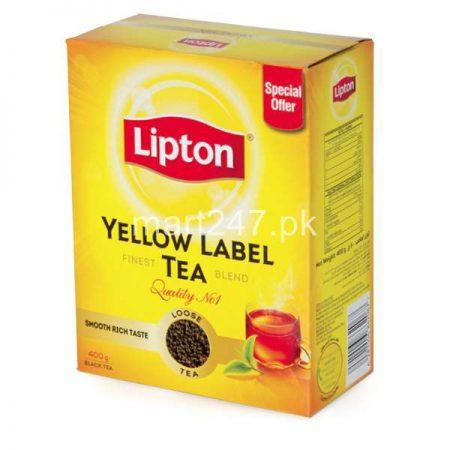 Unilever Lipton Yellow Label Tea 475 G