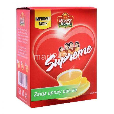 Unilever Supreme Brooke Bond Tea 475 G