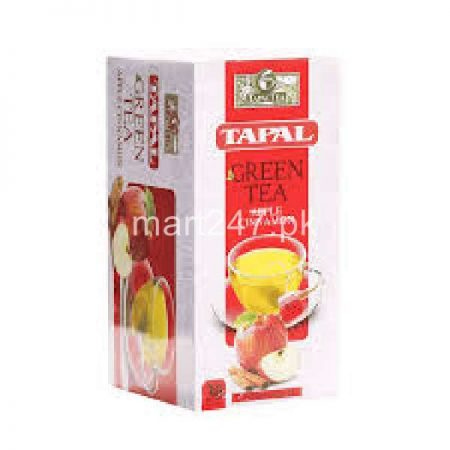 Tapal Green Tea Bags 30 Tea Bags Apple & Cinnamon