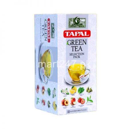 Tapal Green Tea Bags 32 Tea Bags Selection Pack
