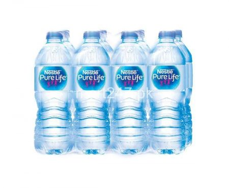 Nestle Water Pure Life 500 Ml x 12