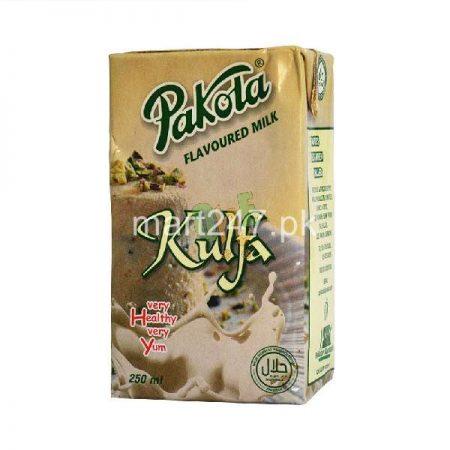 Pakola Flavored Milk 250 ML Kulfa