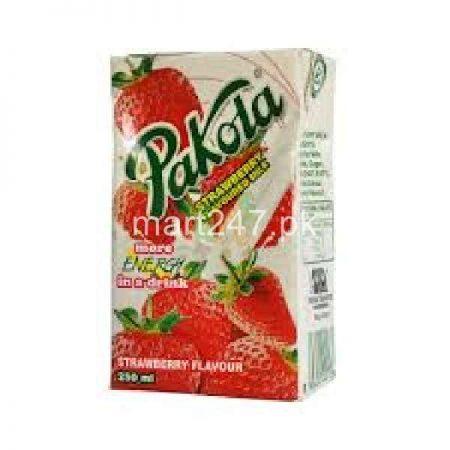 Pakola Flavored Milk 250 ML Strawberry