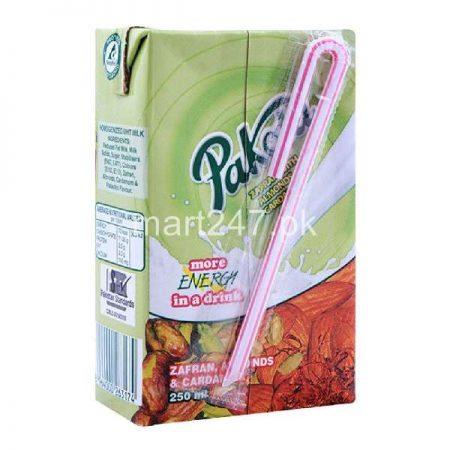 Pakola Flavored Milk 250 ML Zaffran Almond & cardamom
