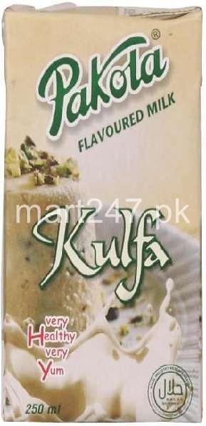 Pakola 250 Ml x 12 Kulfa Flavored Milk