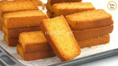 Cake Rusk 250 Grams