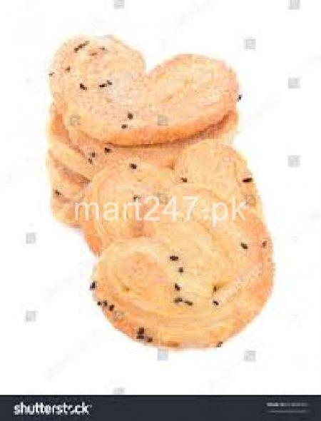 Seasame Heart Biscuit 1 Kg