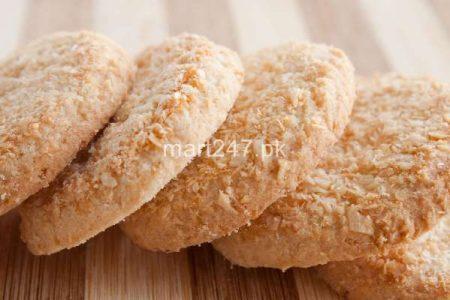 Coconut Biscuit 250 G