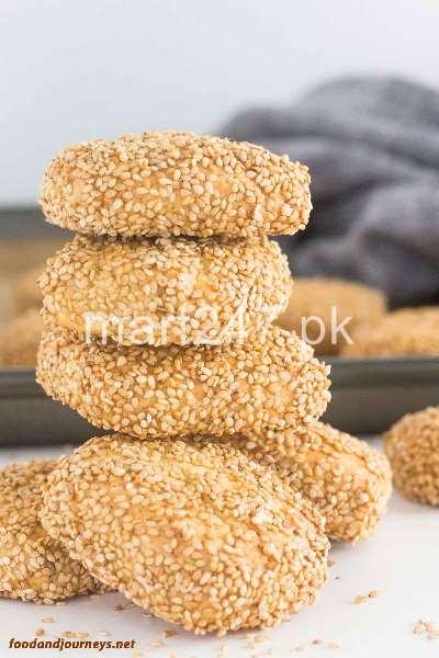 Sesame Biscuit 1 Kg