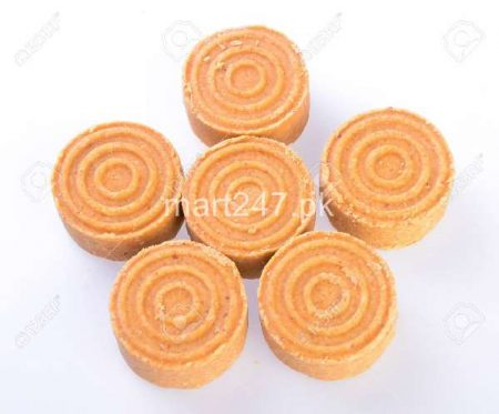 Peanut Spiral Biscuits 1 Kg