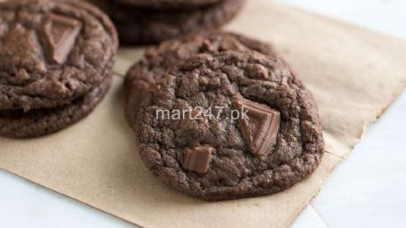 Double Plain Chocolate Biscuits 250 G