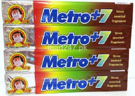 Metro 7 Agarbatti 42 Sticks