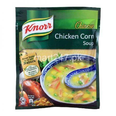 Knorr Chicken Corn Soup 46 G