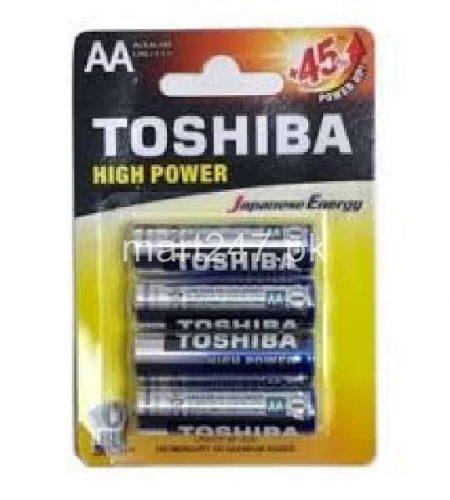 Toshiba AA 4 Pcs