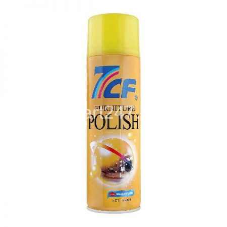 7Cf Furniture Polish 550 Ml