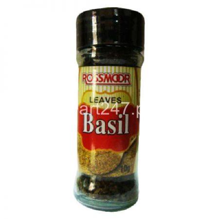 rossmoor leaves basil 10 g