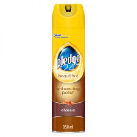 Pledge Wood Classic Fruniture Polish 250 Ml