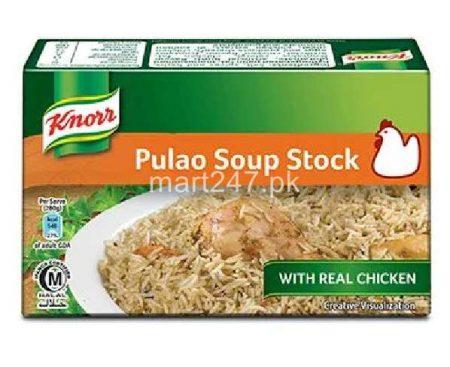 Knorr Cubes Pulao Soup