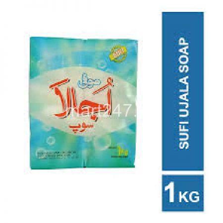 Sufi Ujala Soap 1 x 4 1 Kg
